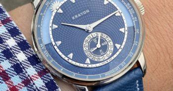 Ma sélection des montres présentées en marge des Geneva Watch Days 2021
