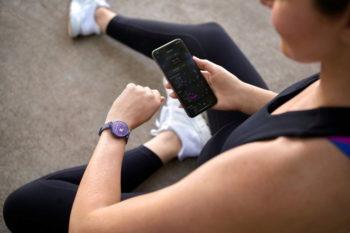 Garmin Lily la montre connectée pour femme 2021