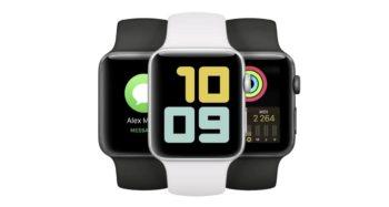 Apple Watch Series 3 et les difficultés de mise à jour vers watchOS 7.4