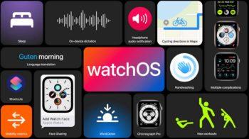 watchOS 7.4.1 est également de sortie + macOS 11.3.1