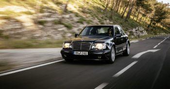 Mercedes-Benz E60 AMG