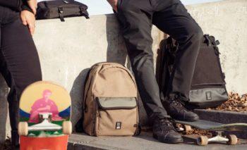 CHROME: des sacs pour les baroudeurs urbains
