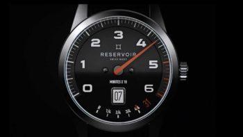 Video: LA BONNE LECTURE DES MINUTES RÉTROGRADES QUAND LES HEURES SONT SAUTANTES (How to read time on a Reservoir Watch ?) @RESERVOIRWATCH