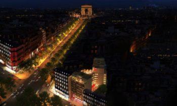 CitizenM Champs-Elysées