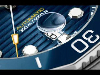 Video: LA RENAISSANCE D'UNE PLONGEUSE QUI VISE LES EXTREMES (New Aquaracer Professional 300) @TAG HEUER