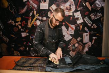 Barbour propose un service d'upcycling: Wax For Life