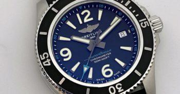 Breitling: Superocean Automatic 42 Premiers de Cordée