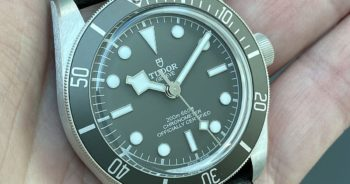 Tudor: Black Bay Fifty-Eight 925