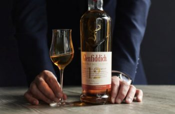 GLENFIDDICH 12 ANS TRIPLE OAK x JULIEN BOSCUS