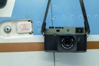 "Leica M10-P ""Reporter"" Edition spéciale"