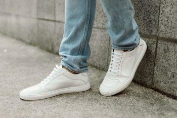 Sneakers, baskets: la rentrée bien chaussée