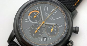 Chopard: Mille Miglia Classic Chronograph Bamford Edition
