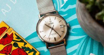 Sélection de montres vintage N°11